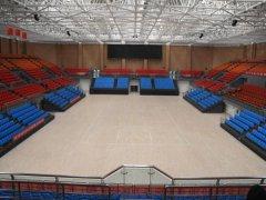 甘肅酒泉體育館
