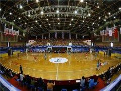 北京體育大學籃球館